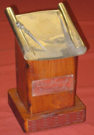 L. Bryon Kingery, Jr. Memorial Trophy