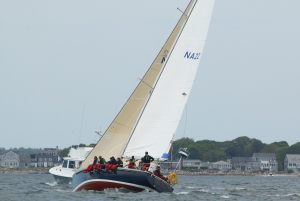 Class B: Integrity US Naval Academy, Annapolis, MD Navy 44 MK II STC (44.3 ft)