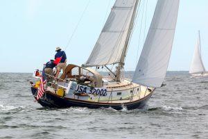 Class D: Selkie (32002) Morris Yachts Ocean (32.5')