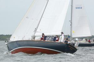 "Class C: Escapade II (8516T) Morris 46 Ocean Series 45'-11"""